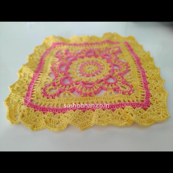 crochet table cloth
